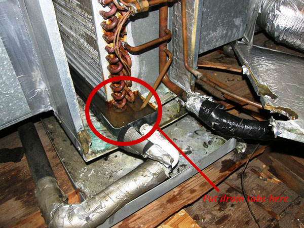 Ac Drain Maintenance Tips How To Clear A Clogged Ac