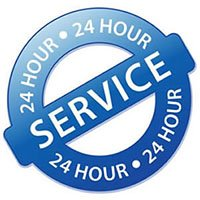 24 Hour Service and Support