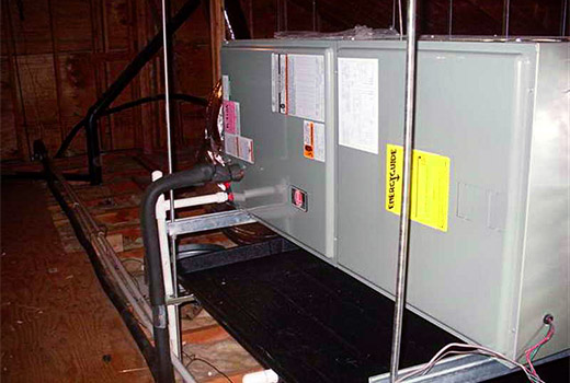 A new Rheem Air Handler